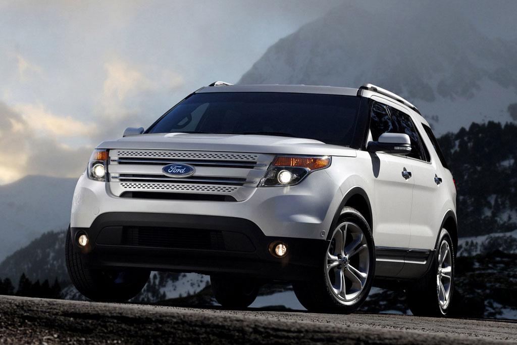 Ford Explorer ) 2019: фото, цена, характеристики